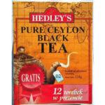 Ranking czarnych herbat ekspresowych, aktualizacja 12.10.2016