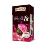 Herbata czarna earl grey z płatkami róży 100g Big Active