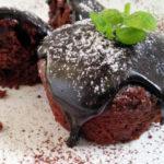 Muffinki z nutellą Czekoladowa Moc