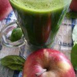 Zielony sok wzmacniający