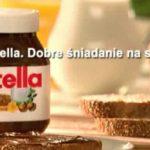 Nutella – słodki, mdlący deser na śniadanie
