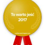 Ranking To Warto Jeść 2017, aktualizacja: 23.02.2018