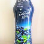 Jogurt do picia jagodowy 350g Carrefour