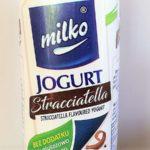Jogurt pitny Stracciatella 330ml Milko